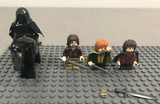 LEGO Minifigure Lord of the Rings #9472 Weathertop w/ Aragorn Horse Lord & Frodo