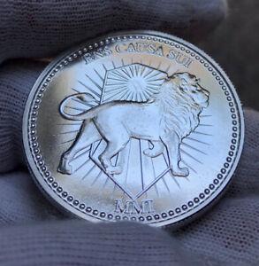 2019 John Wick Continental Coin 1 oz Silver Round BU