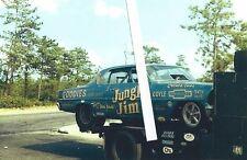 "1960s Drag Racing-""Jungle Jim"" Liberman's 1967 Chevy Nova-Funny Car"