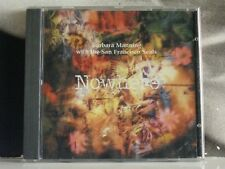 BARBARA MANNING WITH THE SAN FRANCISCO SEALS - NOWHERE - CD NEAR MINT