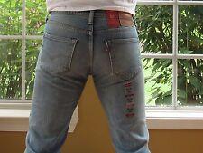 NWT men levis 511 Slim Fit Jeans Size 32W x 36L Zipper Fly Stretch