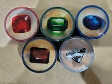 Splendor Translucent Tokens (5 Set) NEW Sealed