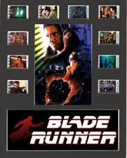 Blade Runner replica Film Cell Presentation 10 x 8 Mounted 10 cells