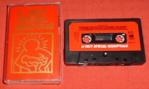 VERY SPECIAL CHRISTMAS CASSETTE TAPE - VARIOUS ARTISTS (U2/MADONNA/SPRINGSTEEN)