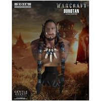 World of Warcraft Buste Durotan Classic - Gentle Giant - Neuf - Limité numéroté