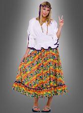 Women's Woodstock Hippie Costume Size Large (missing headband)