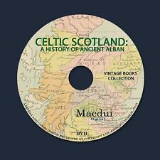 Celtic Scotland: a history of ancient Alban – Old Books 3 Vol PDF on 1 DVD