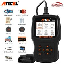 ANCEL AD530 Vehicle OBD2 Scanner Car Code Reader Diagnostic Scan Tool