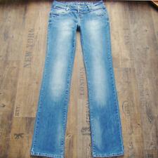 ESPRIT Casual Denim Tube W29 L36 TOP Damenjeans Stretch Röhre blau Jeans 29/36