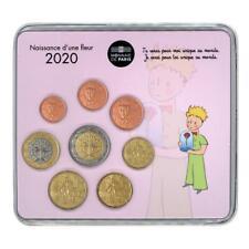 série pièces euros France BU 2020 - Naissance fille - cadeau naissance
