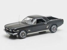 Matrice Mustang mustero pick-up 1966 Black 1:43 (mx20603-111)