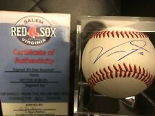 Washington Nationals top prospect victor robles signed all-star baseball c.o.a