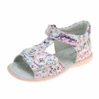 Primigi PBT 34071 Girls White Multi Sandal