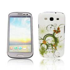 Design nº 4 hard back cover case Samsung i9300 Galaxy s3 + protector de pantalla