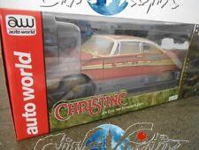 Fury Plymouth Junkyard 1/18 modèle réduit 29 cm Christine Carpenter Autoworld