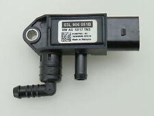 03L906051B Original Differenzdruckgeber 2,0 TDi CYKC VW Tiguan AD1 5NA Passat 3G