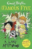 (Good)-Famous Five Colour Short Stories: A Lazy Afternoon (Paperback)-Littler, J
