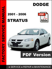 automotive pdf manual ebay stores rh ebay com 2004 dodge stratus manual online 2002 dodge stratus manual pdf