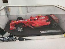 1:18 Hotwheels Ferrari F1 F2007 Kimi Raikkonen Marlboro
