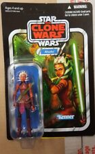 STAR WARS VINTAGE COLLECTION VC102 AHSOKA TANO MOC UNPUNCHED