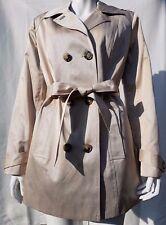 Corley Damen Trenchcoat Größe 42 Farbe beige
