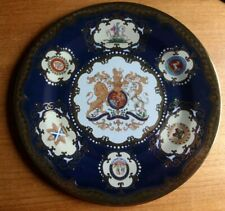 Commemorative tin royal collection William 4 th colourful British order of...