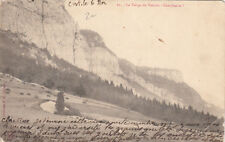 VERCORS 62 la vierge cherchez-là ? timbre rouge droits de l'homme 10 cent. 1902