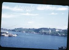 1950s red border Kodachrome photo slide Havana Cuba #12