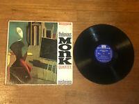 Thelonious Monk Quartet LP - Misterioso - Riverside RLP 12-279