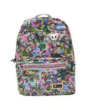 Tokidoki Camouflage Kawaii Collection Urban School Book Bag Backpack TK1803405
