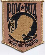 POW-MIA/Camo - BC Patch Cat No. m5666