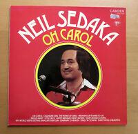 Neil Sedaka Oh Carol 1974 Stereo Vinyl CDS 1147