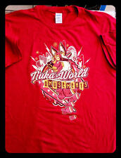 FALLOUT Dogmeat NUKA-WORLD AMUSEMENTS T-Shirt (L) Geek Fuel brand new gildan