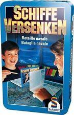 Mit Schiffe versenken Reisespiele ab 2 Spielern