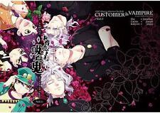 """JoJo's Bizarre Adventure Doujinshi """"Customer is Vampire Vol.1"""" General"""