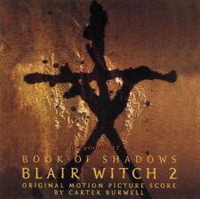 Book Of Shadows: Blair Witch 2 - Original Score [2000]   Carter Burwell   CD