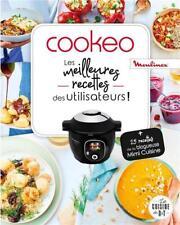 tour de France de la cuisine avec Cookeo Collectif Neuf Livre