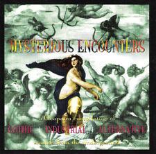 VA - Mysterious Encounters - Psychic TV Nico Hellfire Club Nik Turner NEW CD