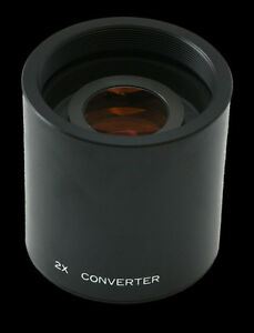 2-fach Teleconverter Converter Walimex Pro T2 for Lenses With T2-Mount New