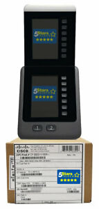 Cisco 8865 Key Expansion Module (CP-8800-V-KEM=) - Brand New, 1 Year Warranty