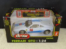 Vintage cb.car  Ferrari GTO Racing cod.112 1:24 made in Italy by ESCI NIB