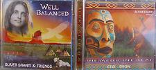 Oliver Shanti- Well Balanced/ Etsi Shon (m.Jerry Alfred)- 2 CDs