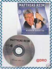 MATTHIAS REIM + Küssen oder so + CD + 14 starke Stücke