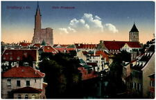 """Strassburg duta ALSAZIA ALSACE ~ 1910 carte postale """"piccolo-Francia"""" AK"""