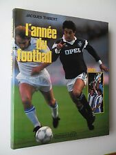 L'ANNEE DU FOOTBALL /1987 / PLATINI / BORDEAUX / CALMANN LEVY / PHOTOS / N°15
