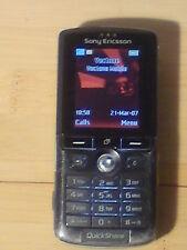 Festival Phone Sony Ericsson K750 - Black (Unlocked) Mobile Phone