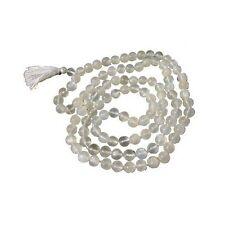 Prayer Mala Beads - Moon Stone  - 108 Prayer Beads