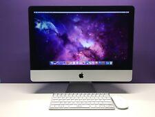 """Apple iMac 21.5"""" Desktop All-In-One Mac / 3.06Ghz / HUGE 2TB / 3 Year Warranty"""