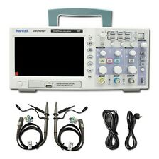 Hantek Dso5202p Digital Oscilloscope 200mhz 2channels 1gsas 7 Tft 800x480 Usb