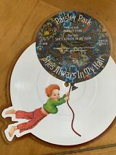 """Prince, Paisley Park, VERY RARE SHAPED PICTURE DISC 7"""" vinyl"""